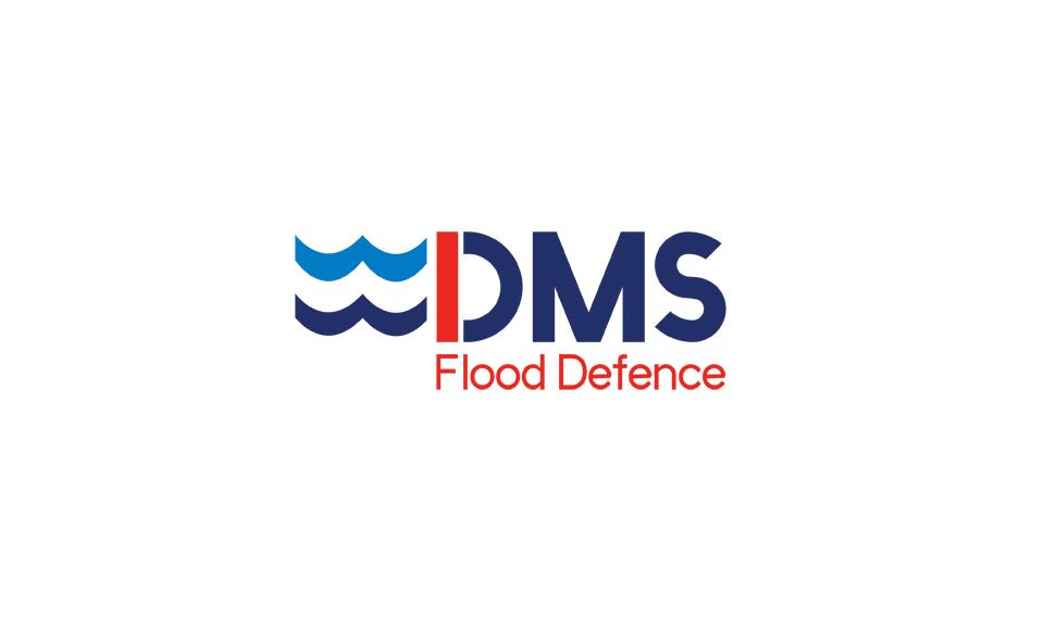 DMS Flood Defence Logo DESIGN SAMPLE