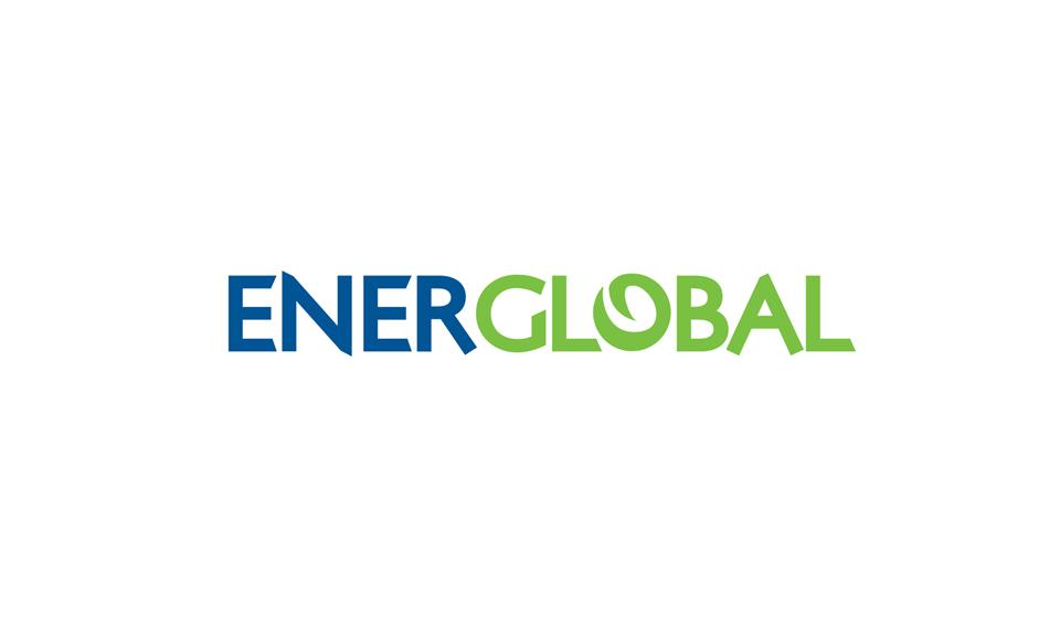 EnerGlobal Logo DESIGN SAMPLE