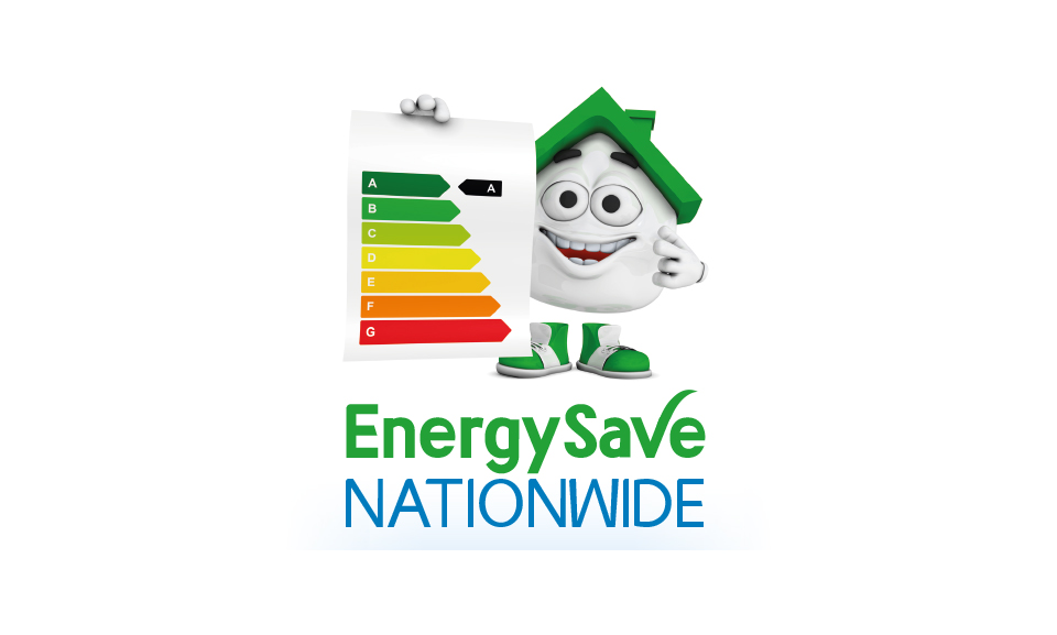 EnergySave Logo design