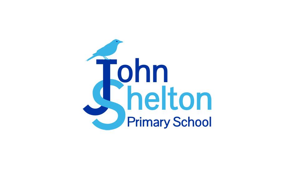 John Shelton Primary School Logo DESIGN SAMPLE