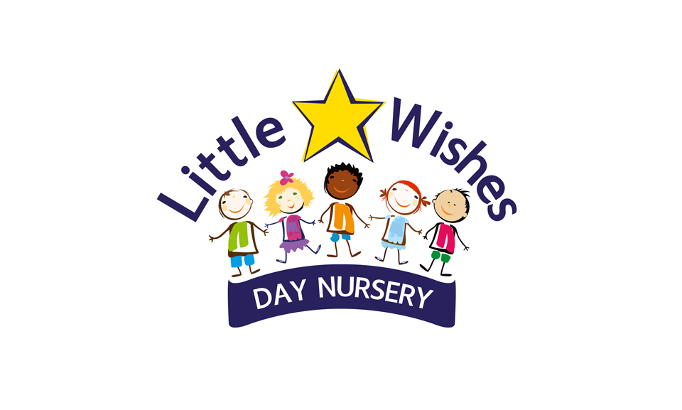 Little Wishes Day Nursery Logo