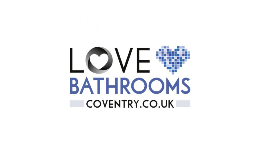 Branding -Love Bathrooms Logo design