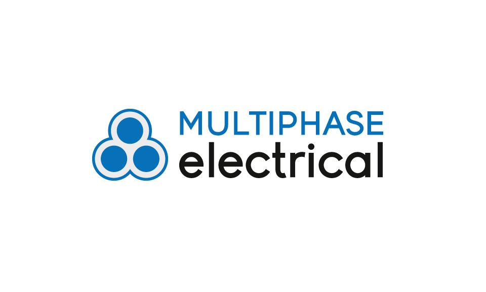 Multiphase Electrical Logo DESIGN SAMPLE