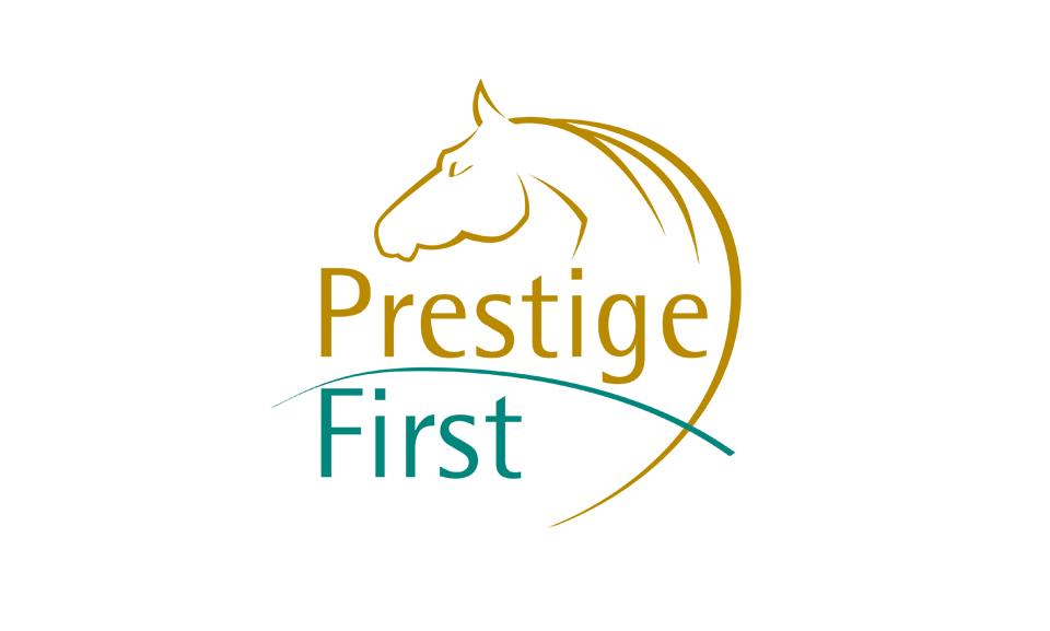 Prestige First Logo DESIGN SAMPLE