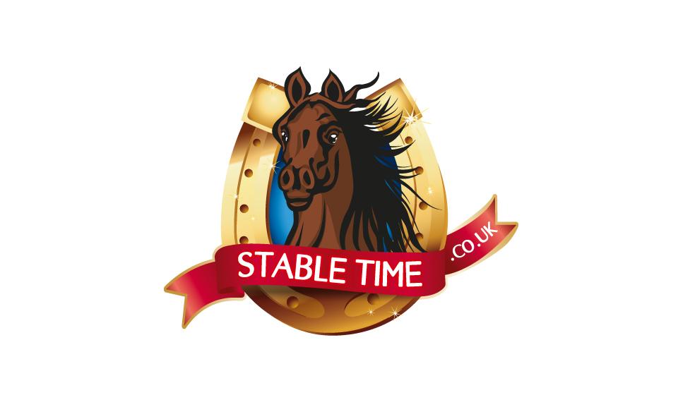 Stable Time Logo DESIGN SAMPLE