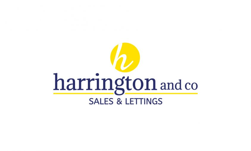 Logo and branding design for Harrington and Co