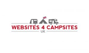 Logo design coventry for Websites 4 Campsites UK Logo