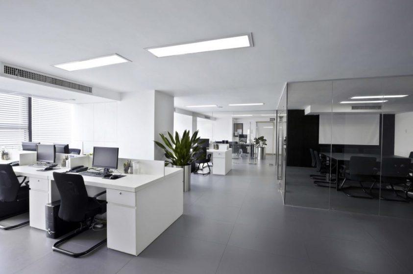 website design sample for office refurbishment coventry