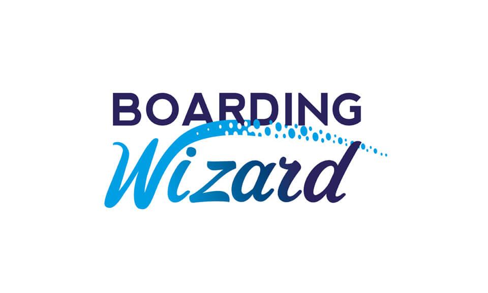 Boarding Wizard Logo EXAMPLE