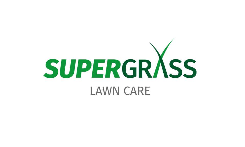 SuperGrass Logo EXAMAPLE